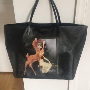 Large givenchy Antigona Bambi tote